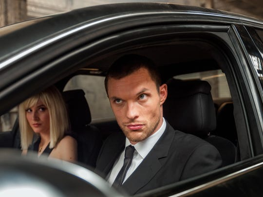 """Ed Skrein and Loan Chabanol star in """"The Transporter Refueled."""""""