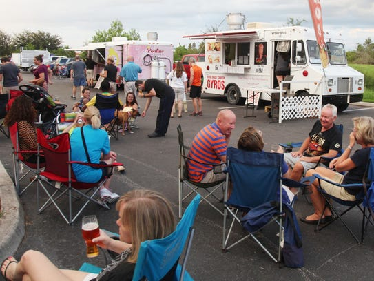 Food Trucks Fort Myers Brewery