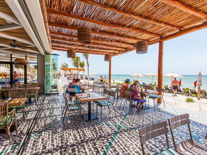 Ocean Riviera Paradise, Playa del Carmen: Opened in
