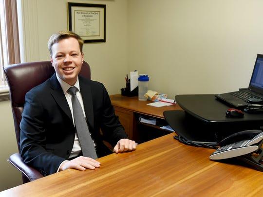 Daniel J. Nugent, an attorney with Levene, Gouldin
