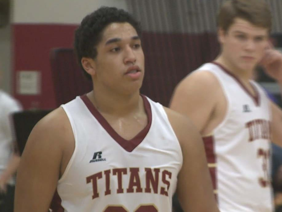 The UHigh guard scored 18 points in the Titans win over Shadle Park.