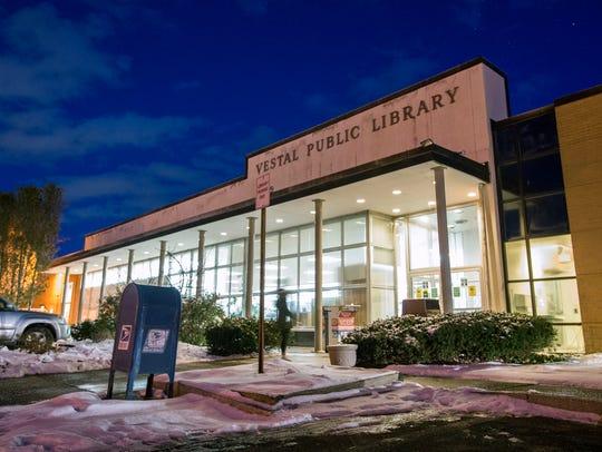 Vestal Public Library.