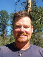 Brian Stultz, volunteer Arizona Wilderness Coalition.