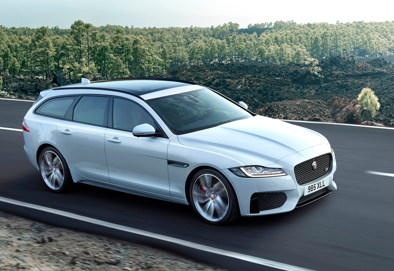 Jaguar sport wagon