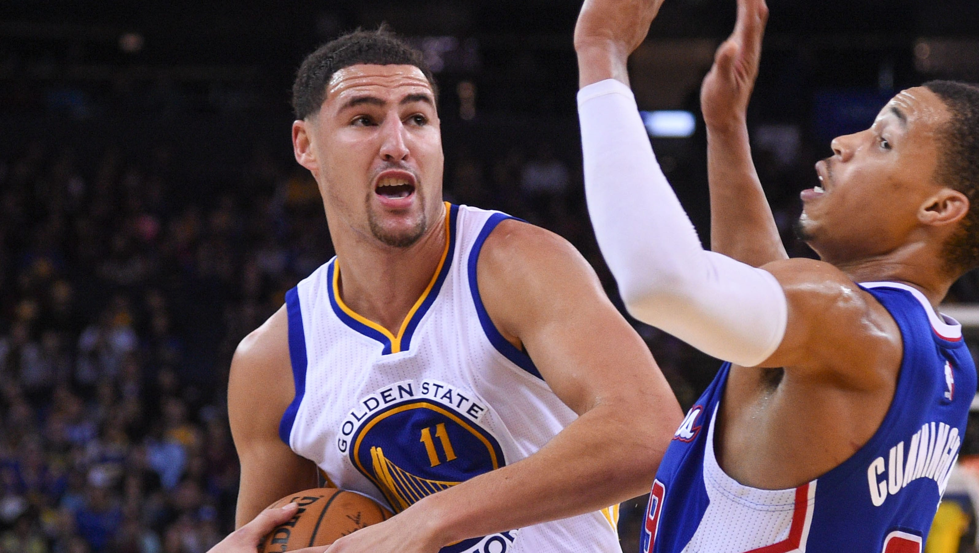 Klay Thompson, Warriors agree to big contract extension