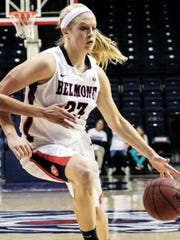 Kylee Smith has helped Belmont win 13 of its last 14