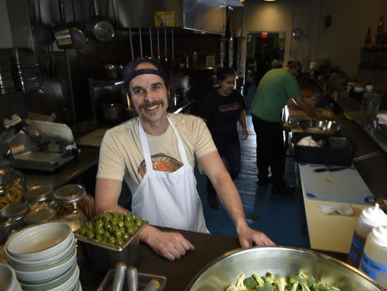 2. City House: Tandy Wilson, chef/owner of City House,