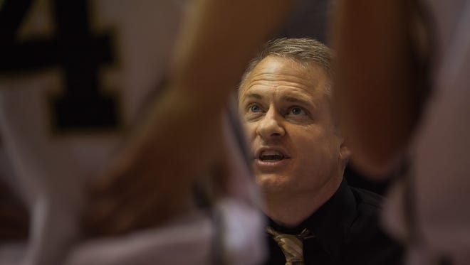 Desert Hills High School announced on Thursday the hiring of Chris Allred as its new head baseball coach. Allred led the Thunder to its first-ever girls state basketball championship in 2014.