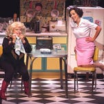 """Emmy winner Sally Struthers (left) re-teams with singer Carter Calvert in an encore engagement of """"Always, Patsy Cline,"""" the crowd-pleasing musical show that returns to Manasquan's Algonquin Arts Theatre for eight performances beginning today."""