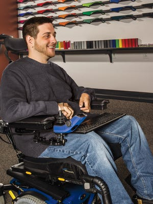 Shane O'Neill was an innovative and intelligent engineer for Pride Mobility in Pennsylvania.