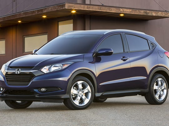 Honda's all new HR-V compact crossover is to make