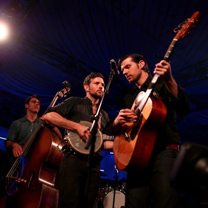 Top Five Live: Avett Brothers open two-night stand
