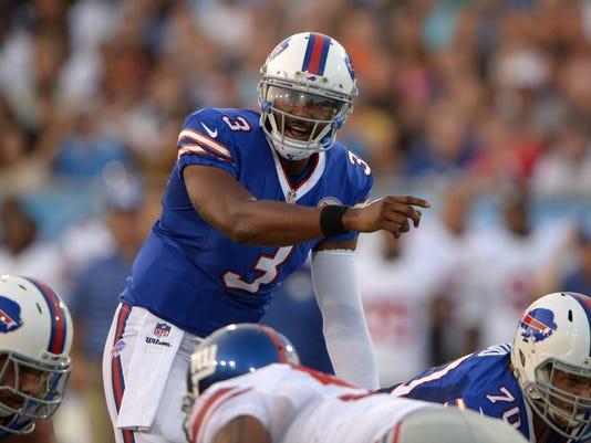 NFL: Hall of Fame Game-New York Giants vs Buffalo Bills