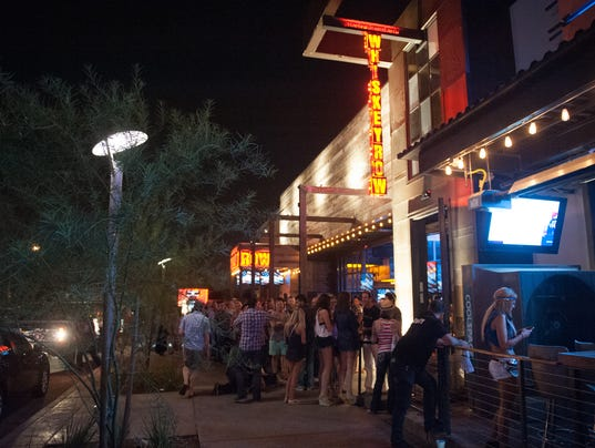 Whiskey Row Opening On Mill Avenue In Tempe In 2015