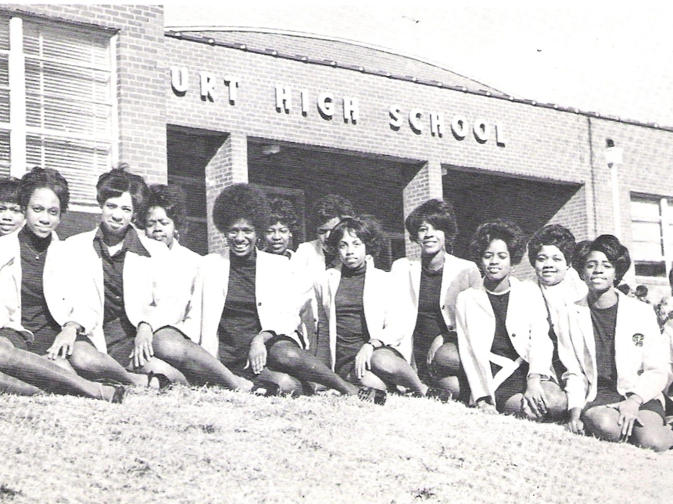 Burt High School.