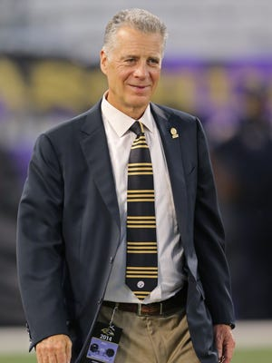 Steelers president Art Rooney II has seen several of his players suspended for substance abuse violations.