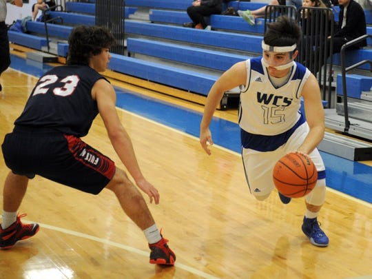 Jackson Landes could help lead Wichita Christian to at least a district title.