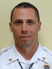 Sgt. Adam Sheppard