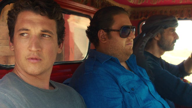 """Miles Teller and Jonah Hill star in Todd Phillips' """"War Dogs."""""""