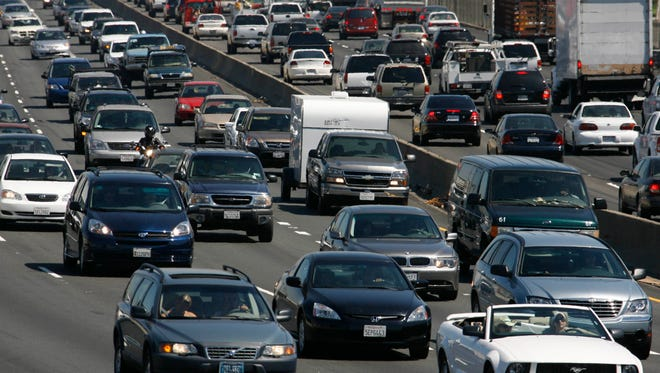 For many Americans, there's no escaping the stressful rush hour drive — but not for everybody. Many choose not to own a car.
