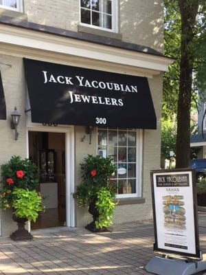 Jack Yacoubian Jewelers opened at 300 Public Square in Franklin in July.