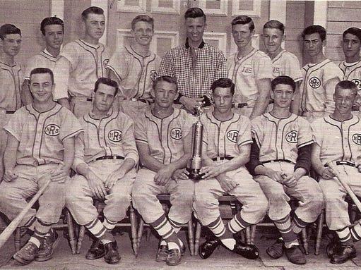1949 Richmond High School team