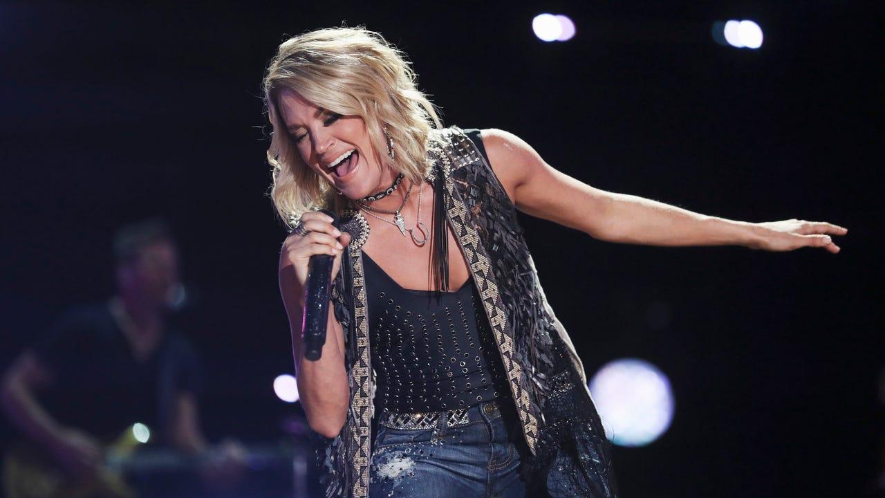 Carrie Underwood, Chris Stapleton, Florida Georgia Line, Luke Bryan and Thomas Rhett this year belongs to you!
