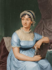 "Jane Austen, author of ""Pride and Prejudice.'"""