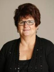 Kathie Klages, head women's gymnastics coach at Michigan