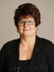 Kathie Klages, former MSU women's gymnastics coach