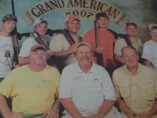 The Union County Shooting Team finished 9th in the