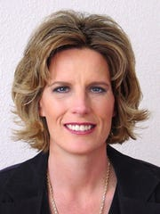 Gina McNutt, top sales agent at Coldwell Banker Legacy's El Paso office.