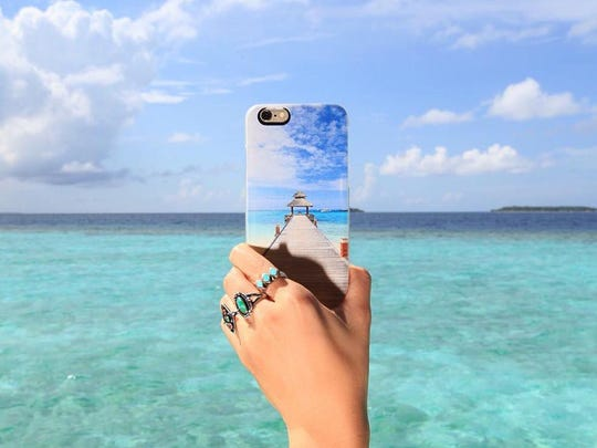 Photo phone cases from Casetify