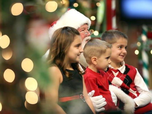 ASB 1224 Ocean County Mall Santa Claus