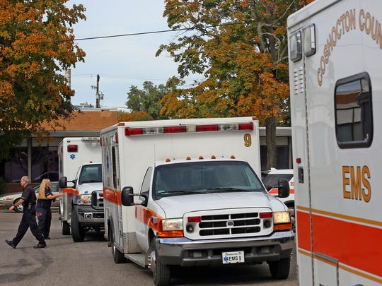 On Nov. 8, Coshocton County voters will be asked to renew a 3-mill levy for operation and maintenance of the Coshocton County Emergency Medical Services.