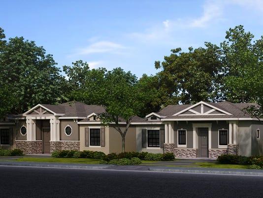 Tiny home apartment complexes