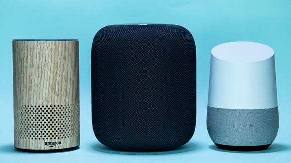 Amazon Echo vs Google Home vs Apple HomePod: Which