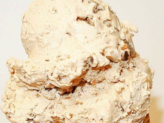 Whit's Frozen Custard is opening Feb. 18 in Stuart and makes flavors like the Buckeye, a peanut butter flavor.