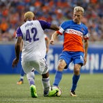 Corben Bone's family growing the FC Cincy family by 1