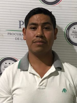 Alfredo de Jesus Ascencio, 29, was arrested in the Mexican state of Michoacan on a warrant for the death of Marion County Deputy Kelly Fredinburg and another man on December 21, 2017.