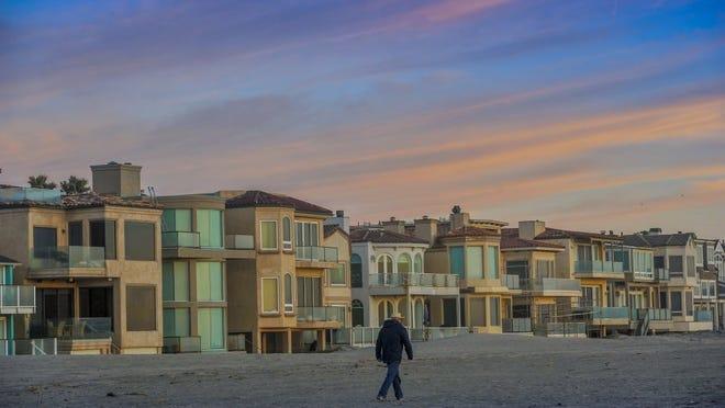 STAR FILE PHOTO The beachfront Oxnard Shores neighborhood is popular for short-term rentals. The city is seeking public input via an online survey through April 7.