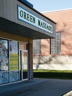 Green Massage is one of several massage businesses in Des Moines that people have voiced concerns about the services being offered there.