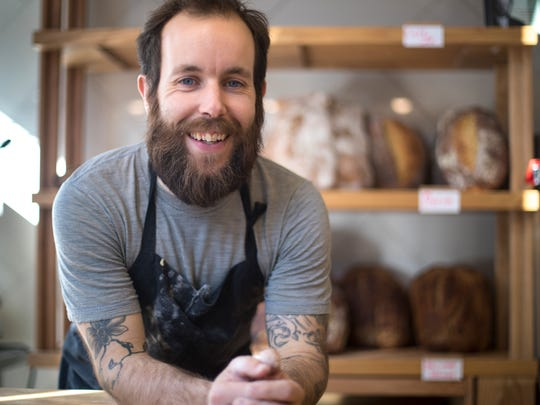 Thu., Feb. 8, 2018: Tom McKenna, owner of Allez Bakery