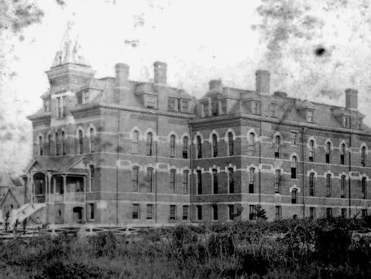 Established in Vanderburgh County in 1838, the Asylum