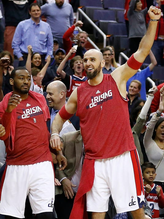 Wizards demolish Raptors in Game 4 to finish sweep