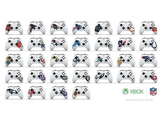 Xbox Design Lab is offering design schemes for all