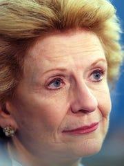 U.S. Sen. Debbie Stabenow, D-Lansing
