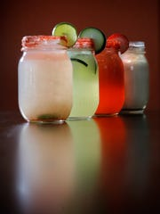Kahlo Kitchen offers a variety of aguas frescas.