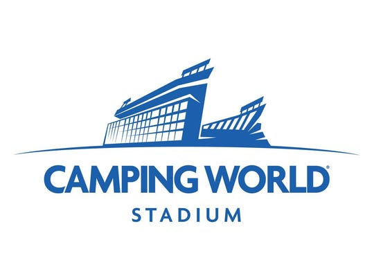 Camping World Stadium, formerly the Citrus Bowl, is located in Orlando.