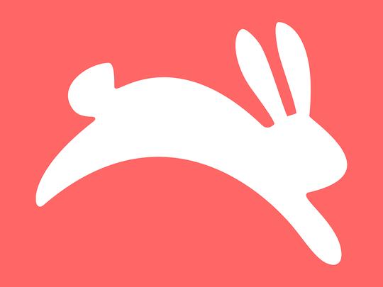 Logo for Hopper app